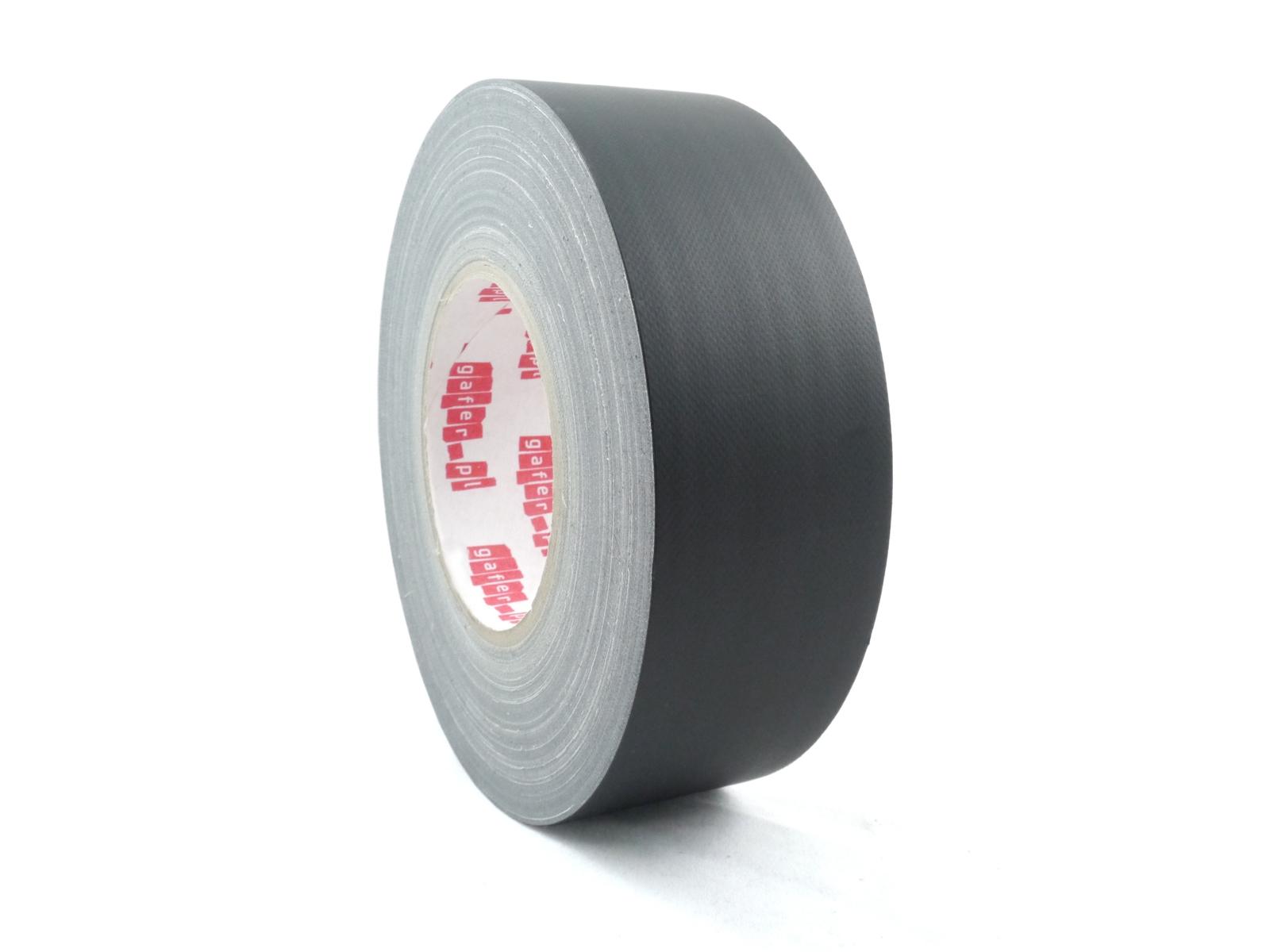 GAFER.PL MAX ai gaffa Tape 50mm x 50m nero opaco