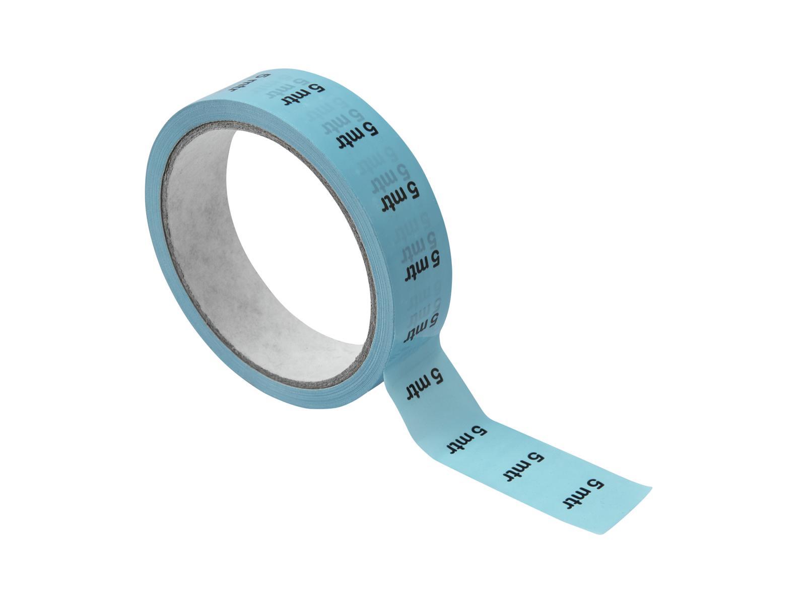 ACCESSORY Kabelmarkierung 5m, blau
