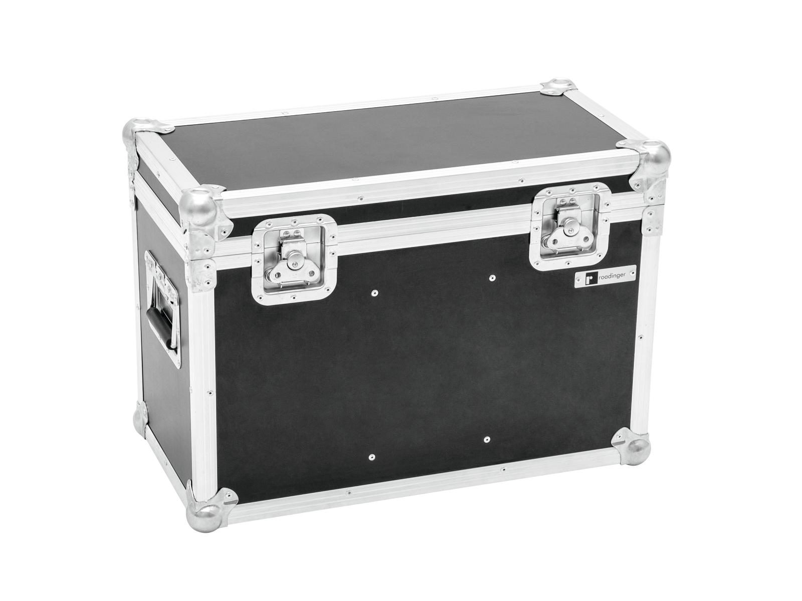 ROADINGER Flightcase 2x LED MFX-3