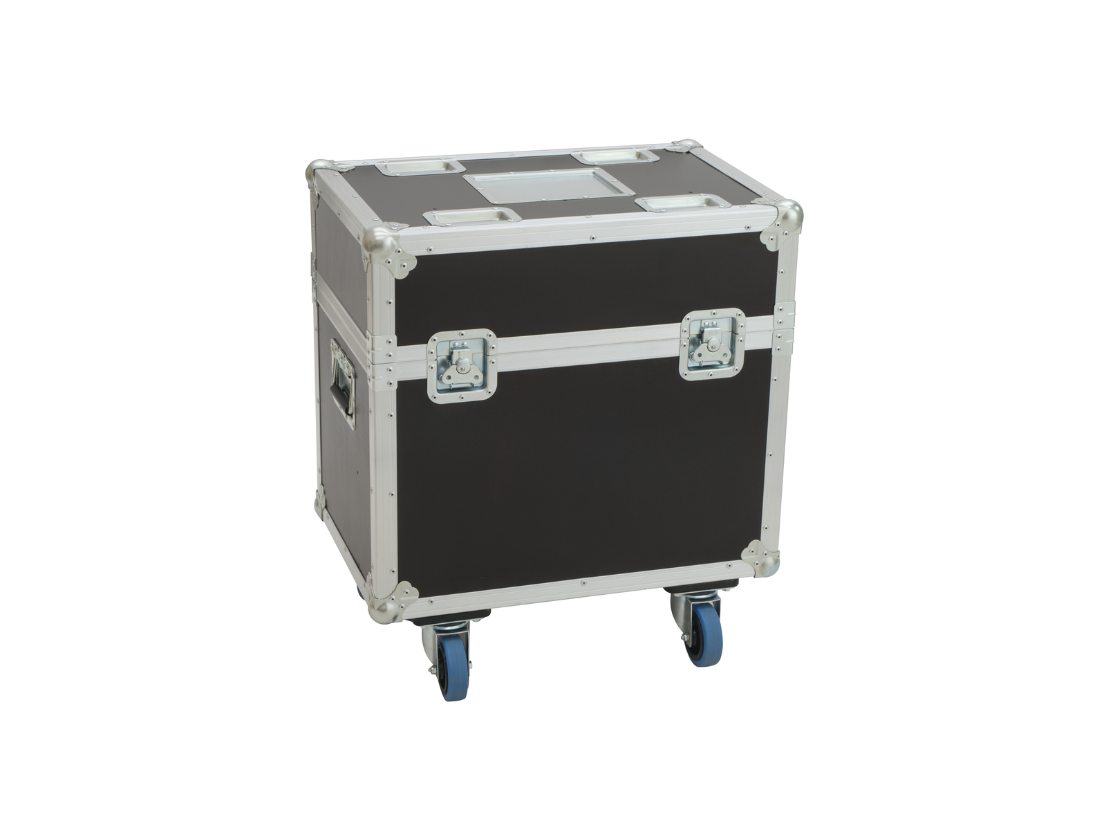 ROADINGER Flightcase 2x LED TMH-75