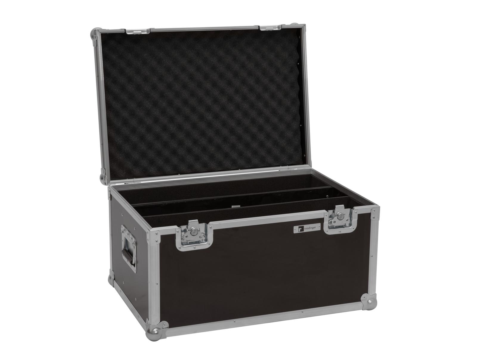ROADINGER Flightcase 2x LED PLL-480