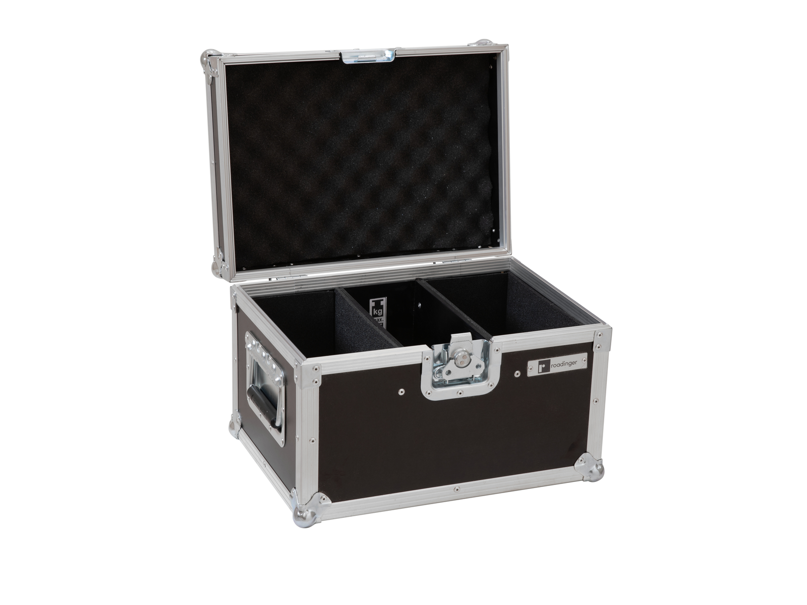ROADINGER Flightcase 2 x LED CBB-2 COB Leiste