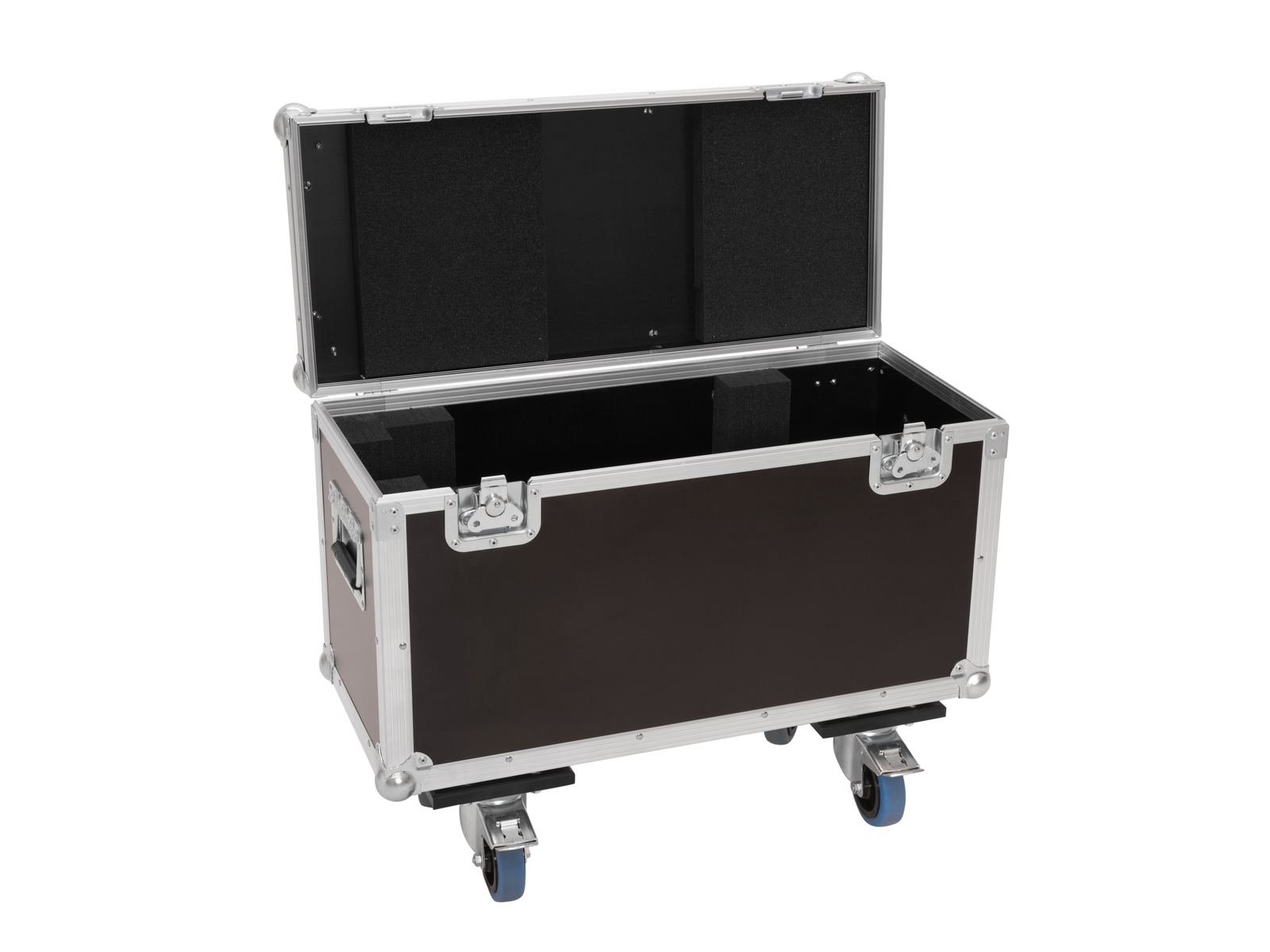 ROADINGER Flightcase 1x LED SL-350/SL-160 mit Rollen