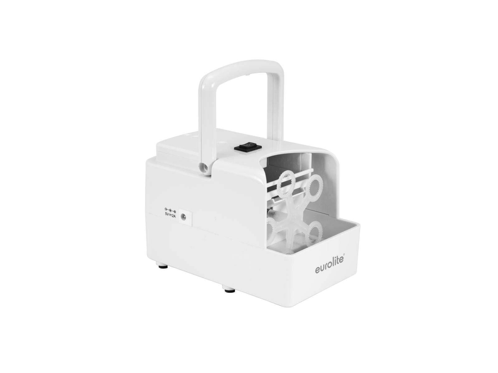 EUROLITE B-20 Mini-Seifenblasenmaschine