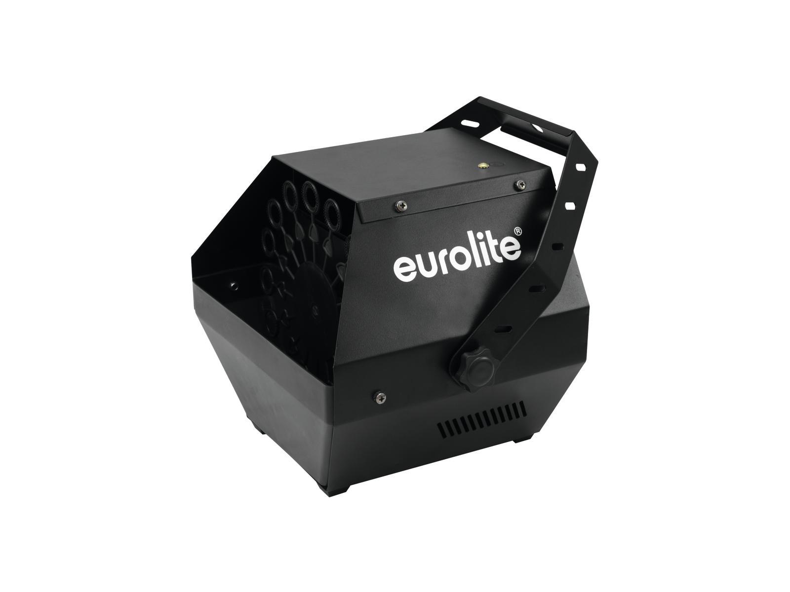 EUROLITE B-90 Seifenblasenmaschine schwarz