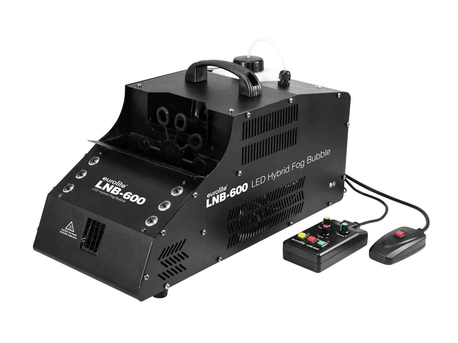 EUROLITE LNB-600 LED Hybrid Nebbia Bolla