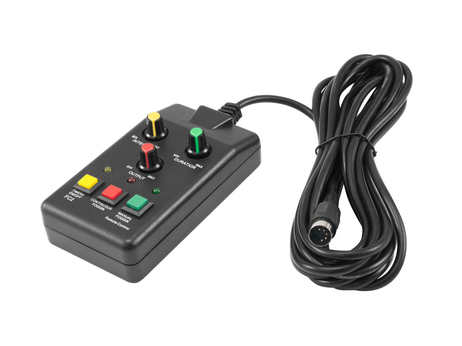 EUROLITE di controllo Remoto (Timer) LNB-600 LED Hybrid Nebbia Bolla
