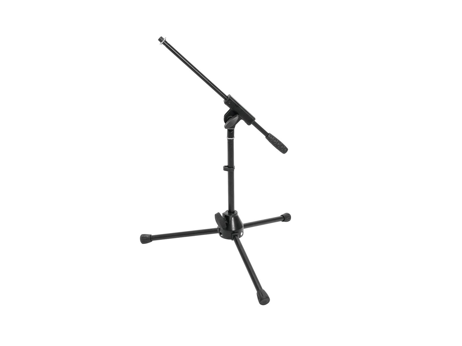 OMNITRONIC AP-1 asta per Microfono nero