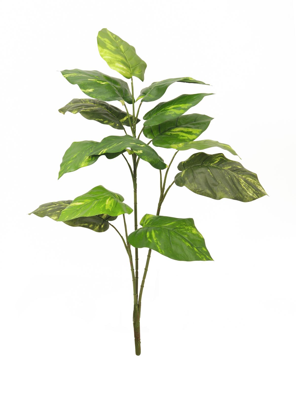 EUROPALMS Pothos, 3-fach, Kunstpflanze, 90cm