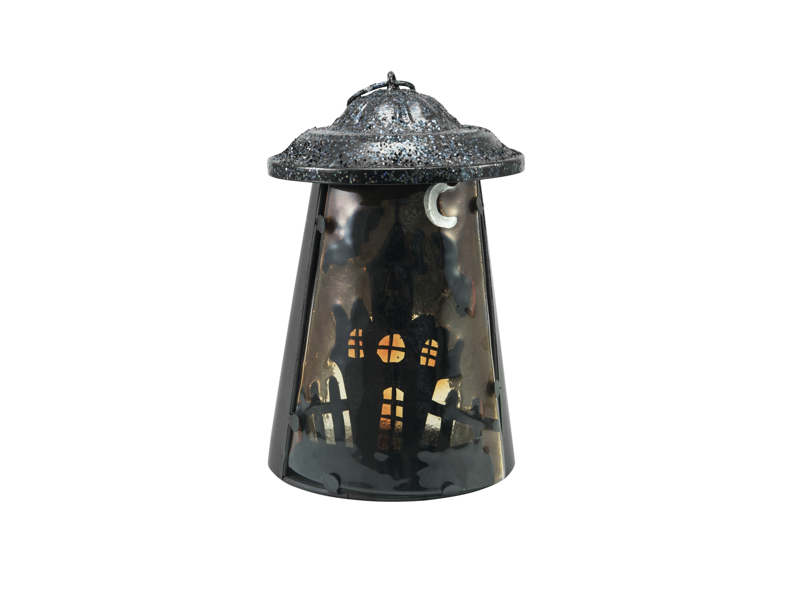 EUROPALMS Lanterna Ghost House, 23cm