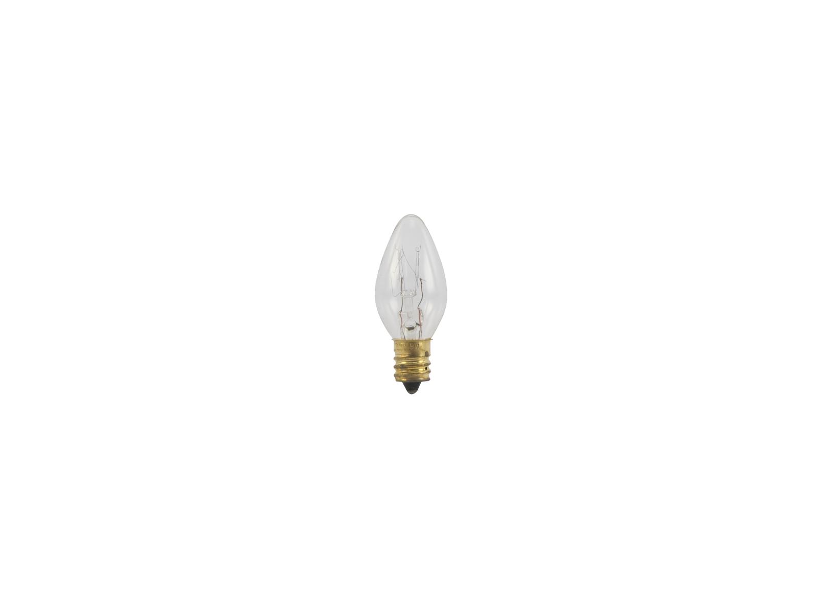 OMNILUX 230V/9W E-12 Kerzenlampe klein