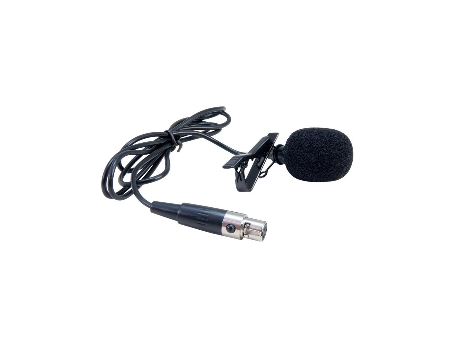 OMNITRONIC MOM-10BT4 Microphone clip-black