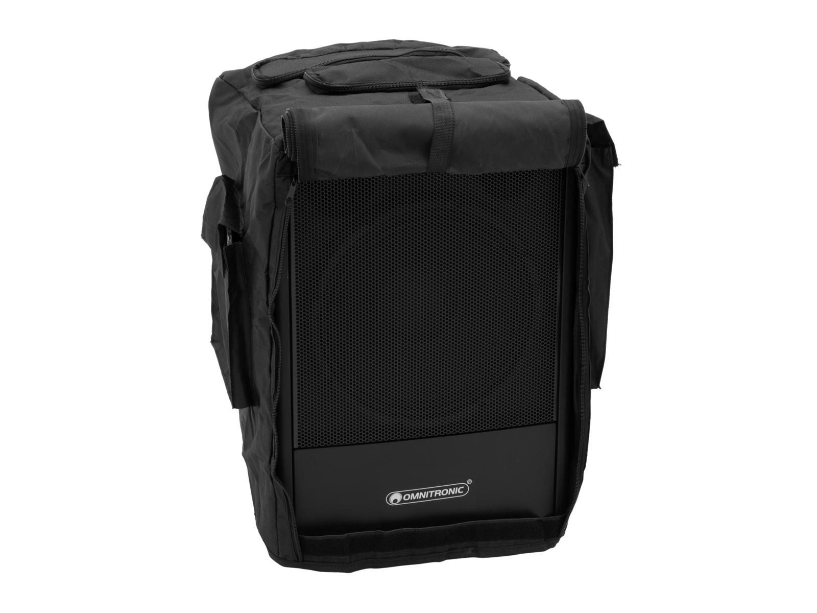 OMNITRONIC MOM-10BT4 Bag for speakers