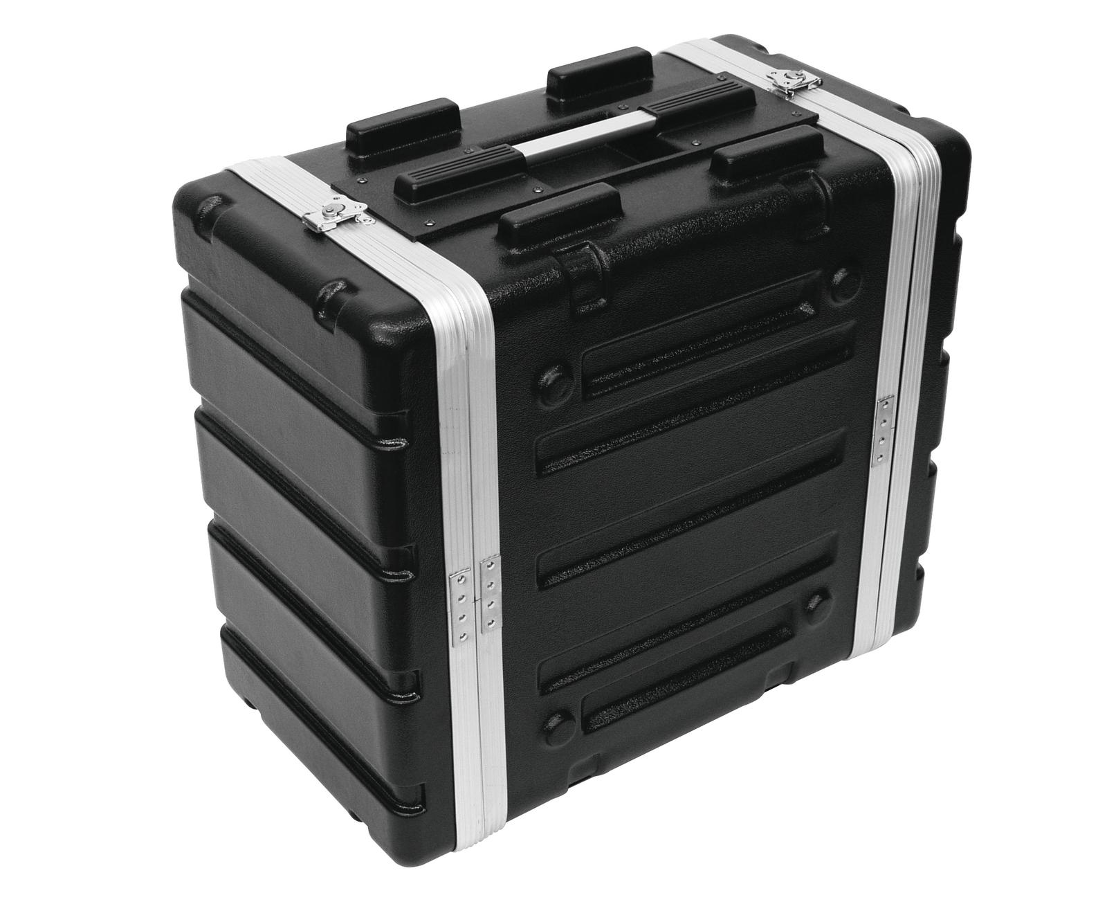 Flight Case In plastica ABS a Rack KR-19, 6U, DD ROADINGER