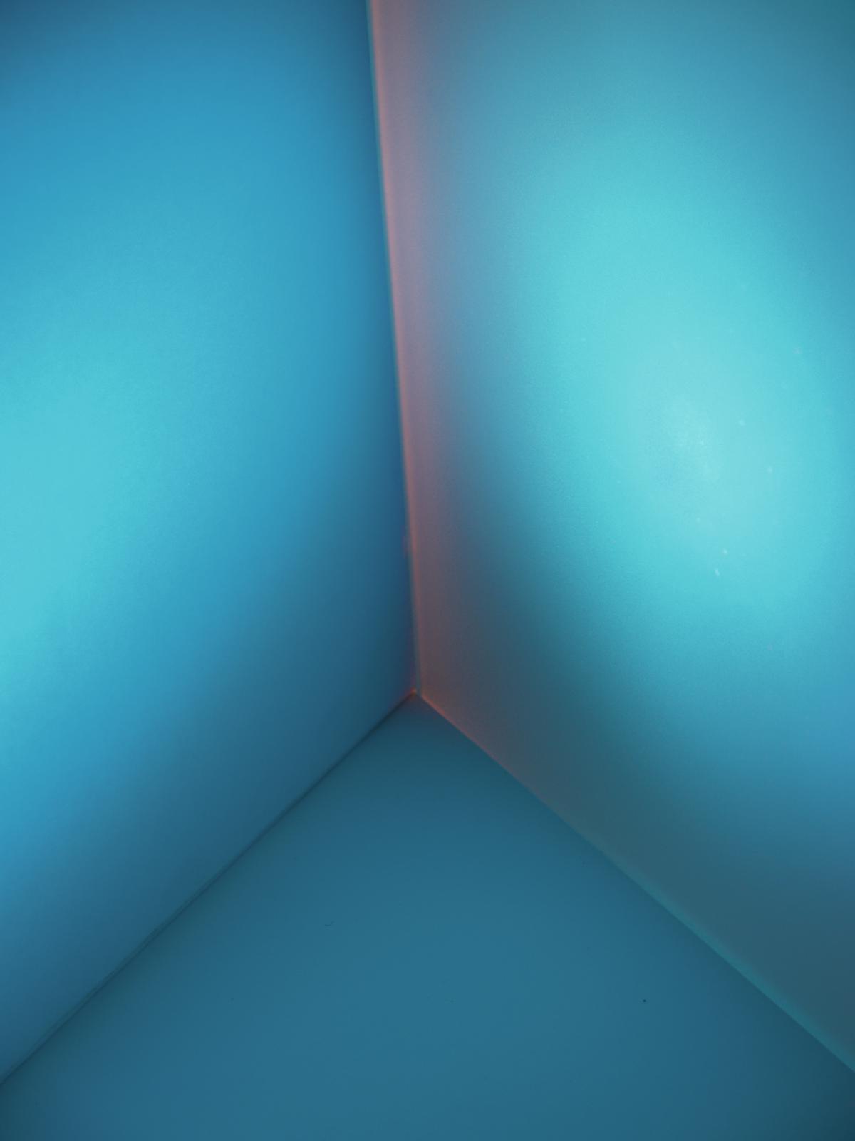 EUROLITE Dichro, luce blu, brina, 165x132mm
