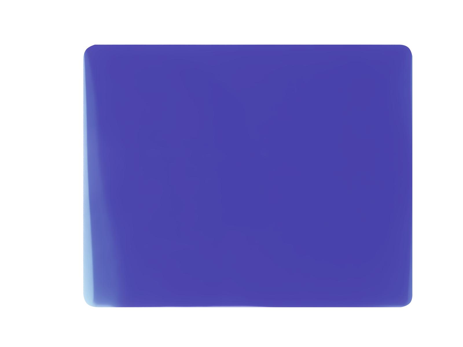 EUROLITE filtro di vetro colore blu, 165x132mm