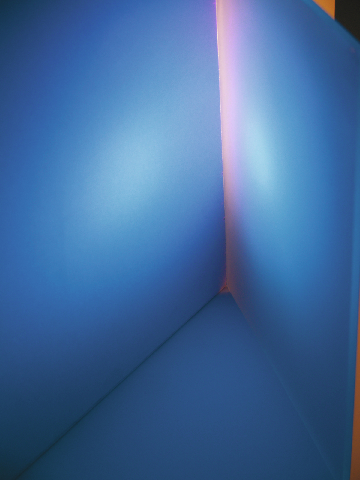 EUROLITE Dichro, blau, frost, 165x132mm
