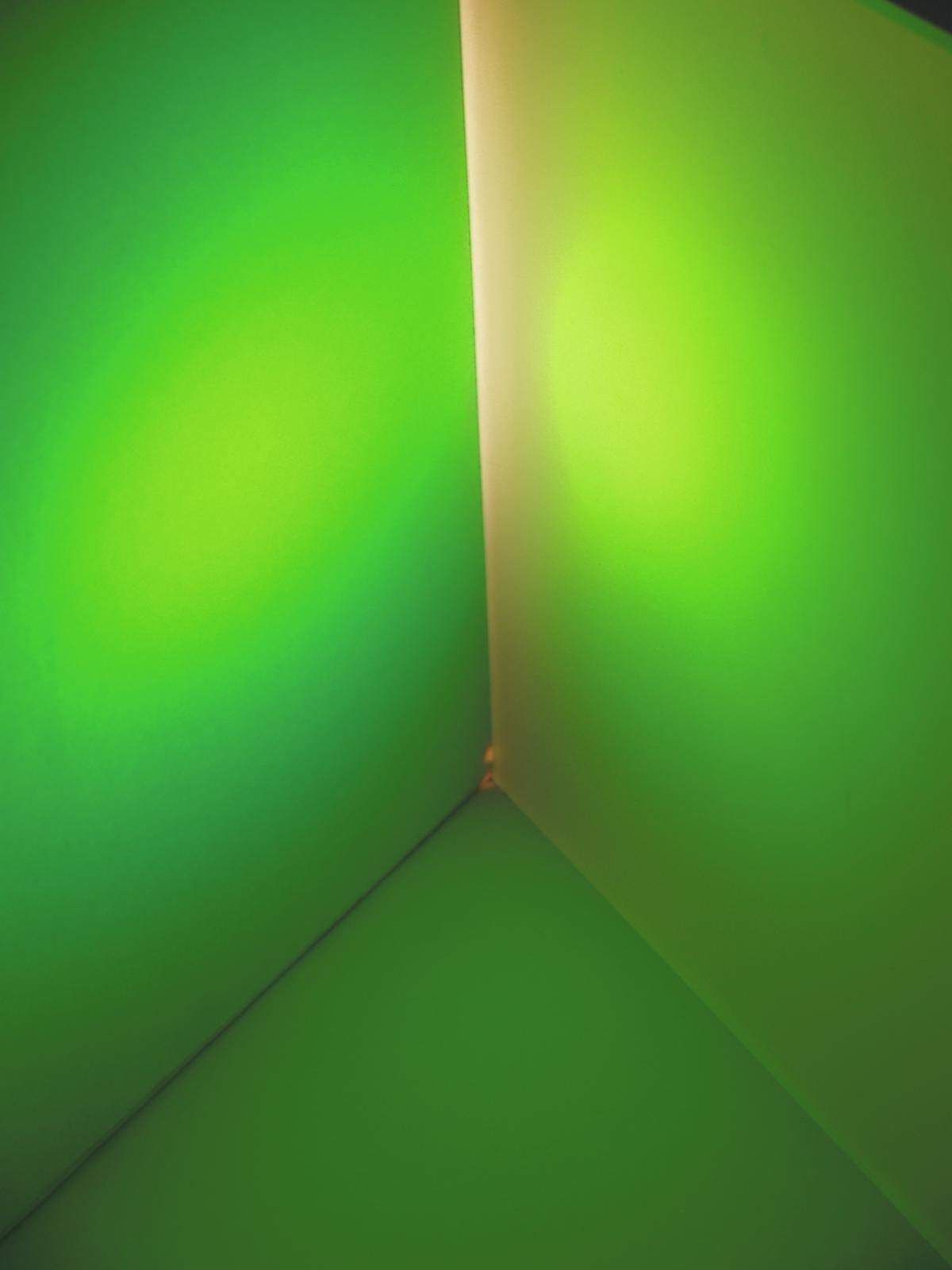 EUROLITE Dichro, grün, frost, 165x132mm