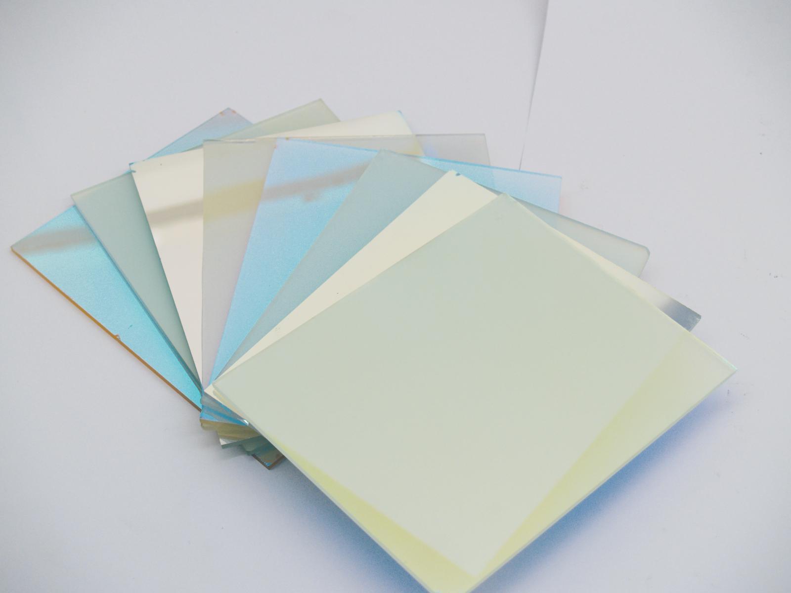 EUROLITE Dichro, verde, glassato, 165x132mm