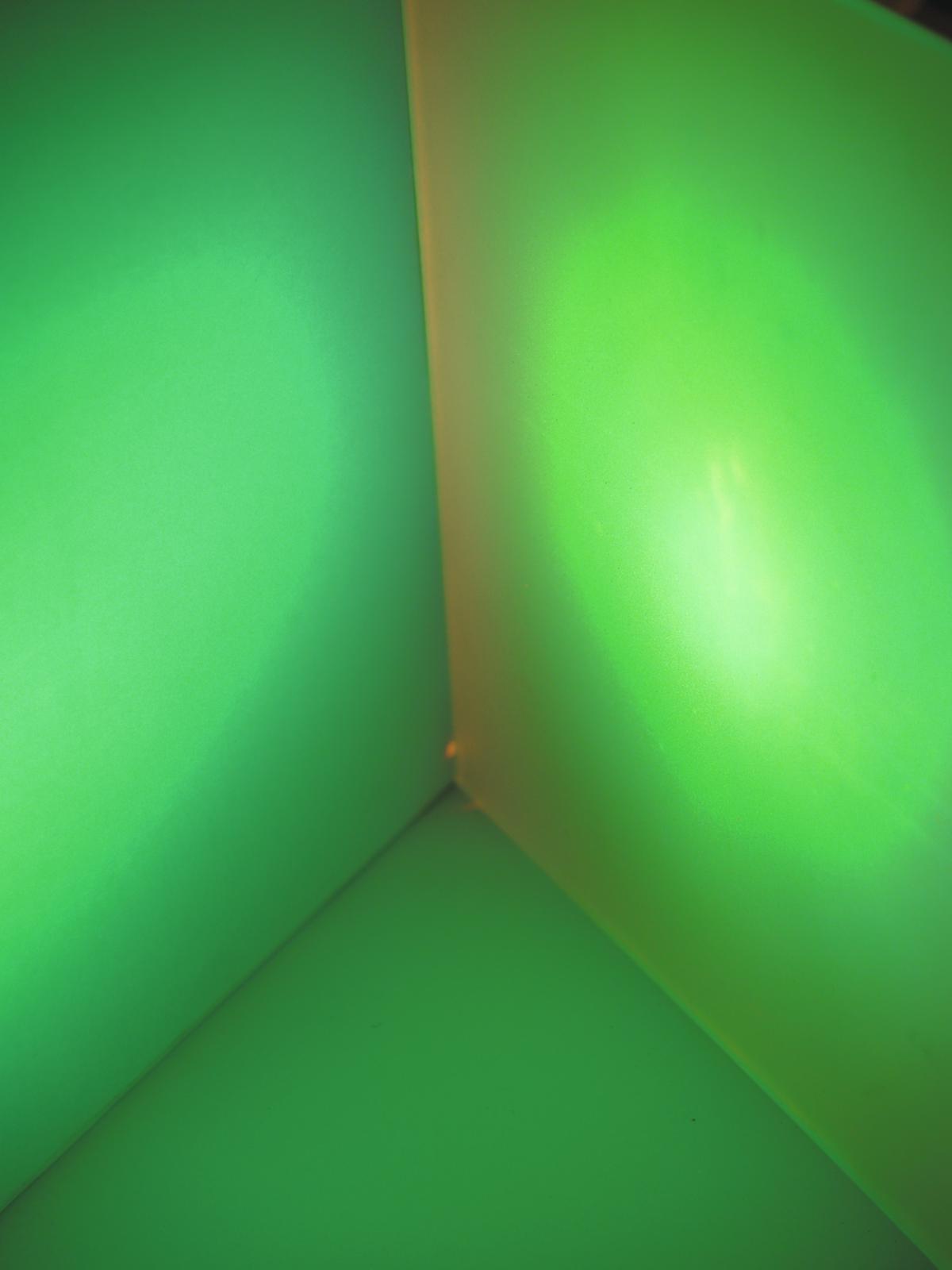 EUROLITE Dichro, hellgrün, frost, 165x132mm