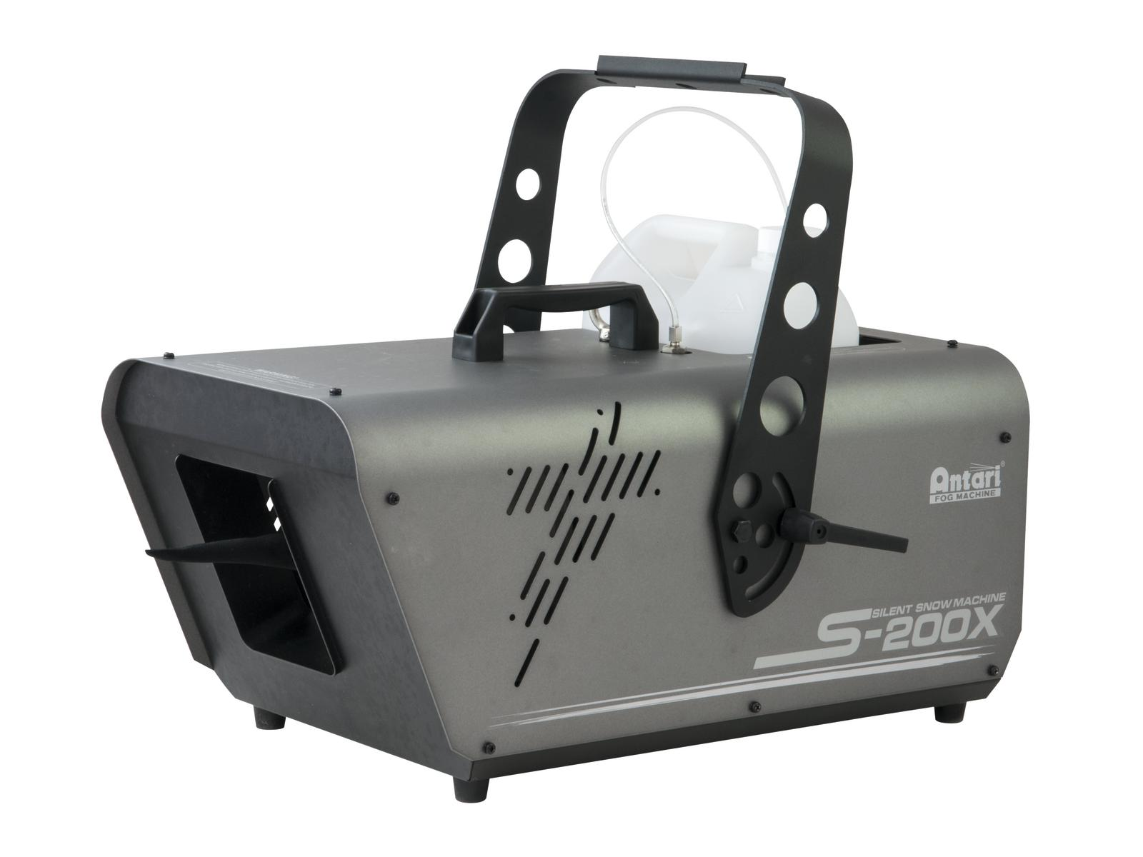 ANTARI S-200X geräuscharme Schneemaschine