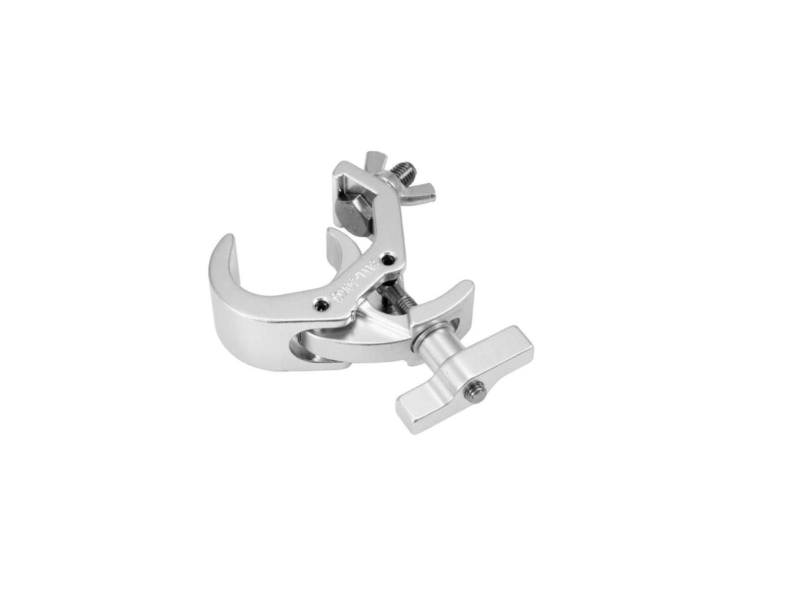 EUROLITE DEC-250 Quick-Lock Haken silber