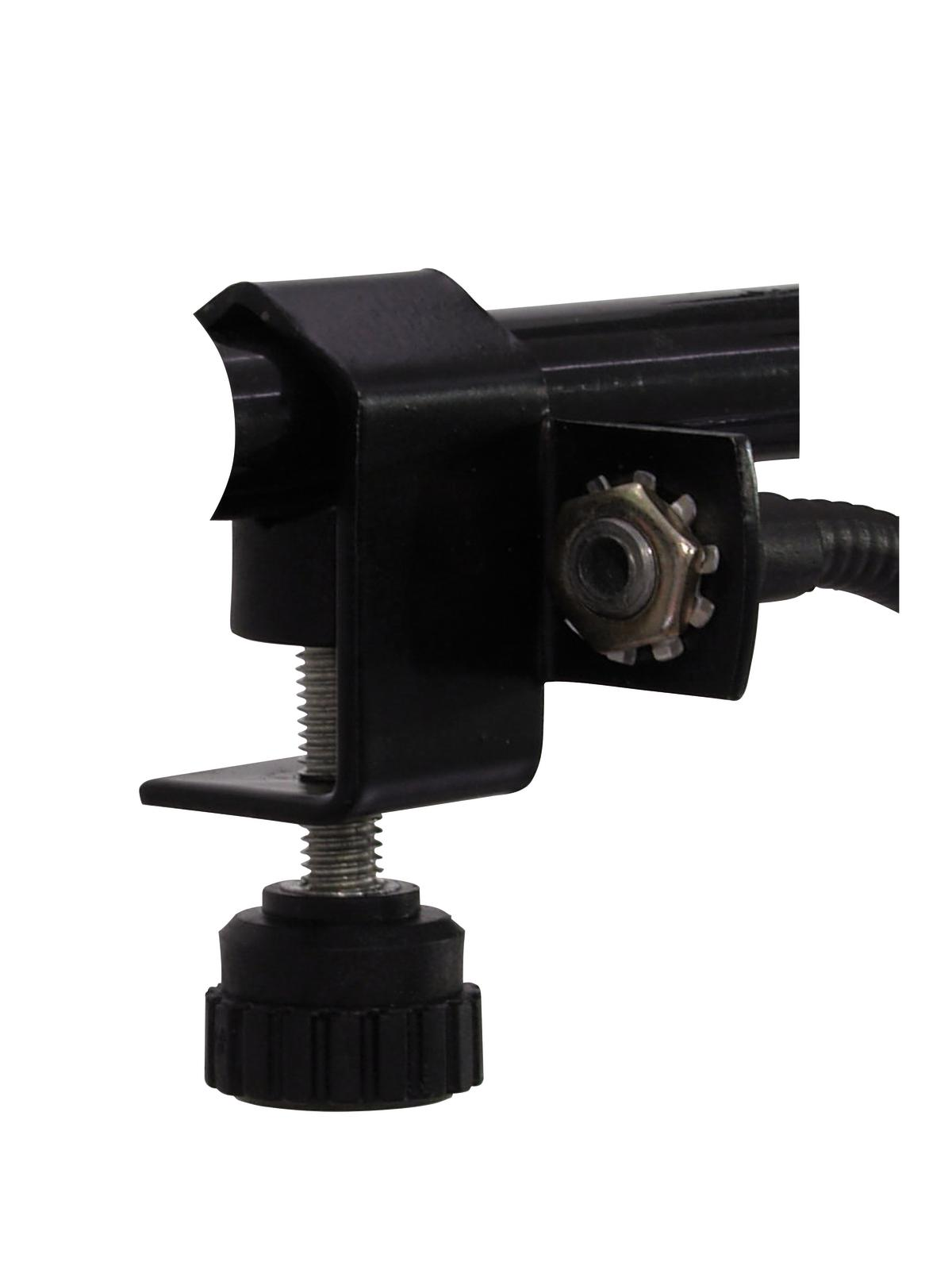 OMNITRONIC Microfono pop filtro in metallo, nero