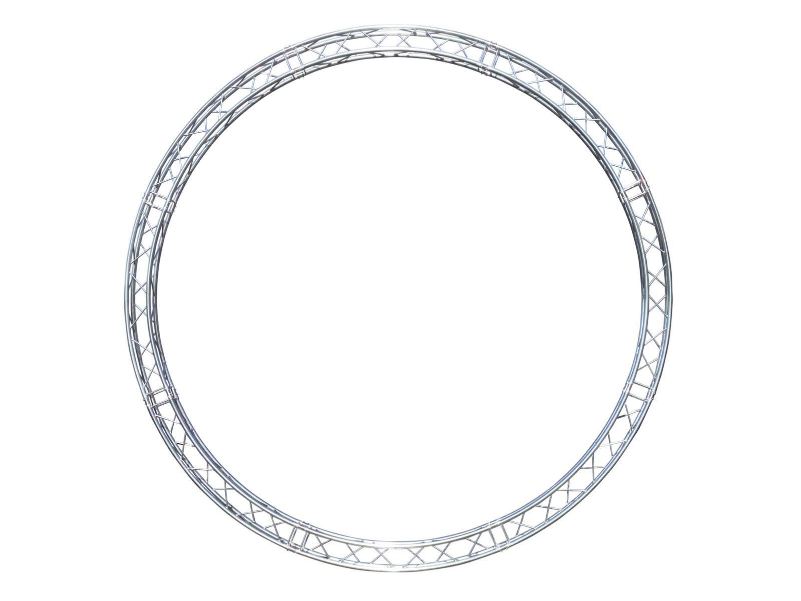 ALUTRUSS QUADLOCK 6082 cerchio d=3m (all'interno)