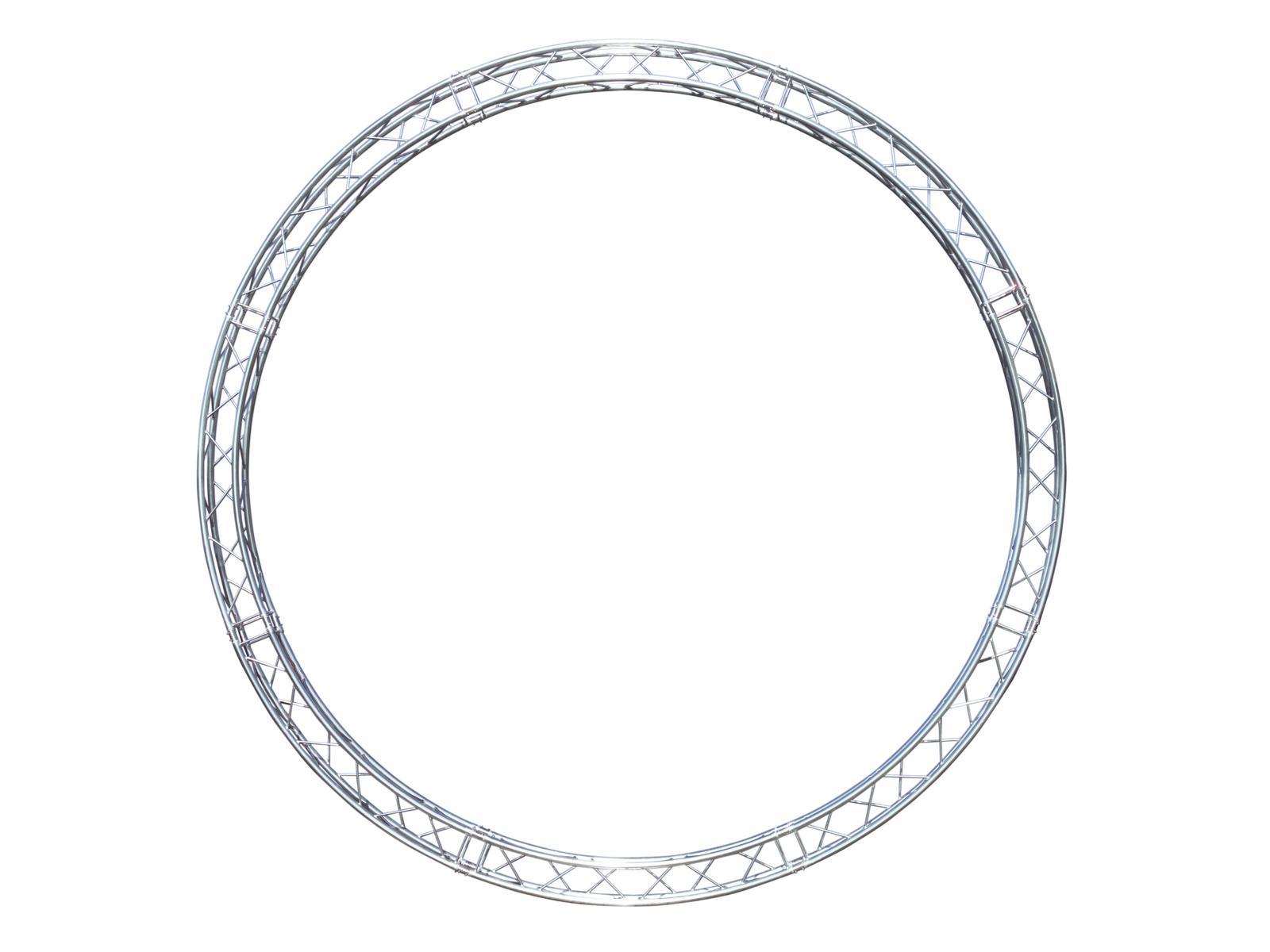 ALUTRUSS QUADLOCK 6082 cerchio d=4m (all'interno)