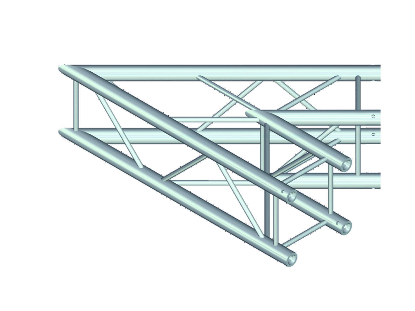 ALUTRUSS QUADLOCK QL-ET34 C-19 2-modo-angolo 45°