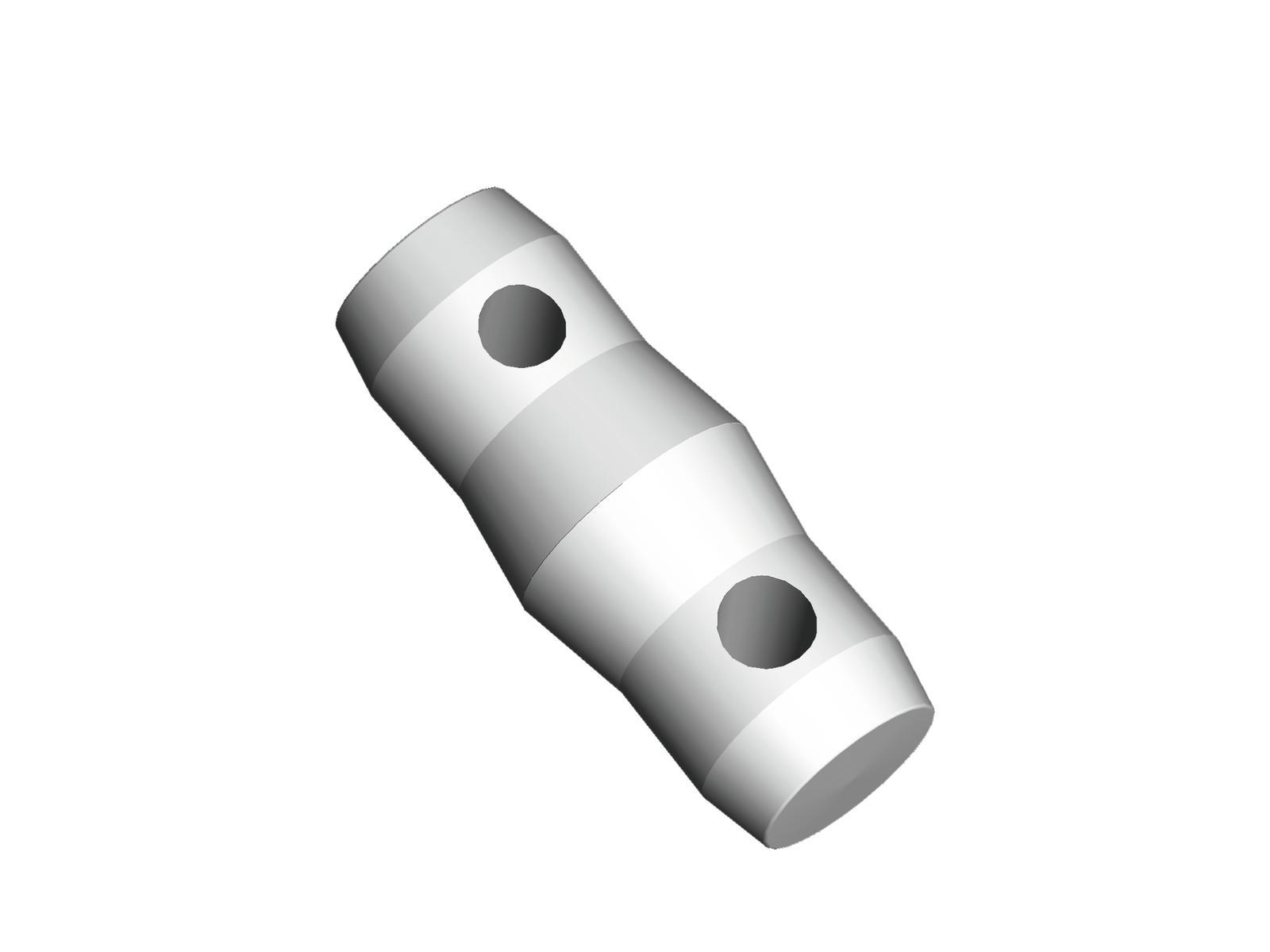 Accessori per americana traliccio truss Cono di collegamento ALUTRUSS QUICK-LOCK GL33 / ET34