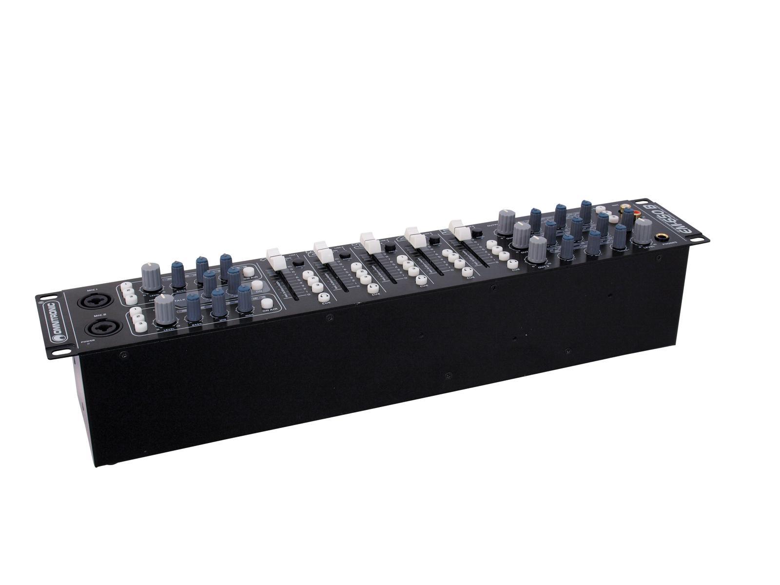 OMNITRONIC EM-650B Intrattenimento mixer