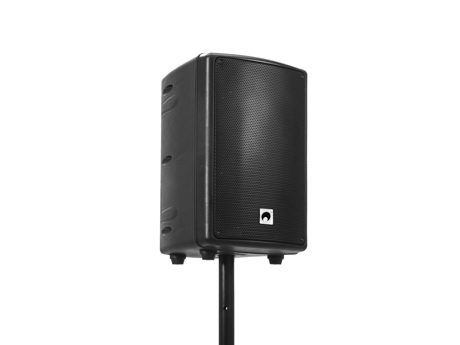 OMNITRONIC WAMS-08BT MK2 Drahtlos-PA-System