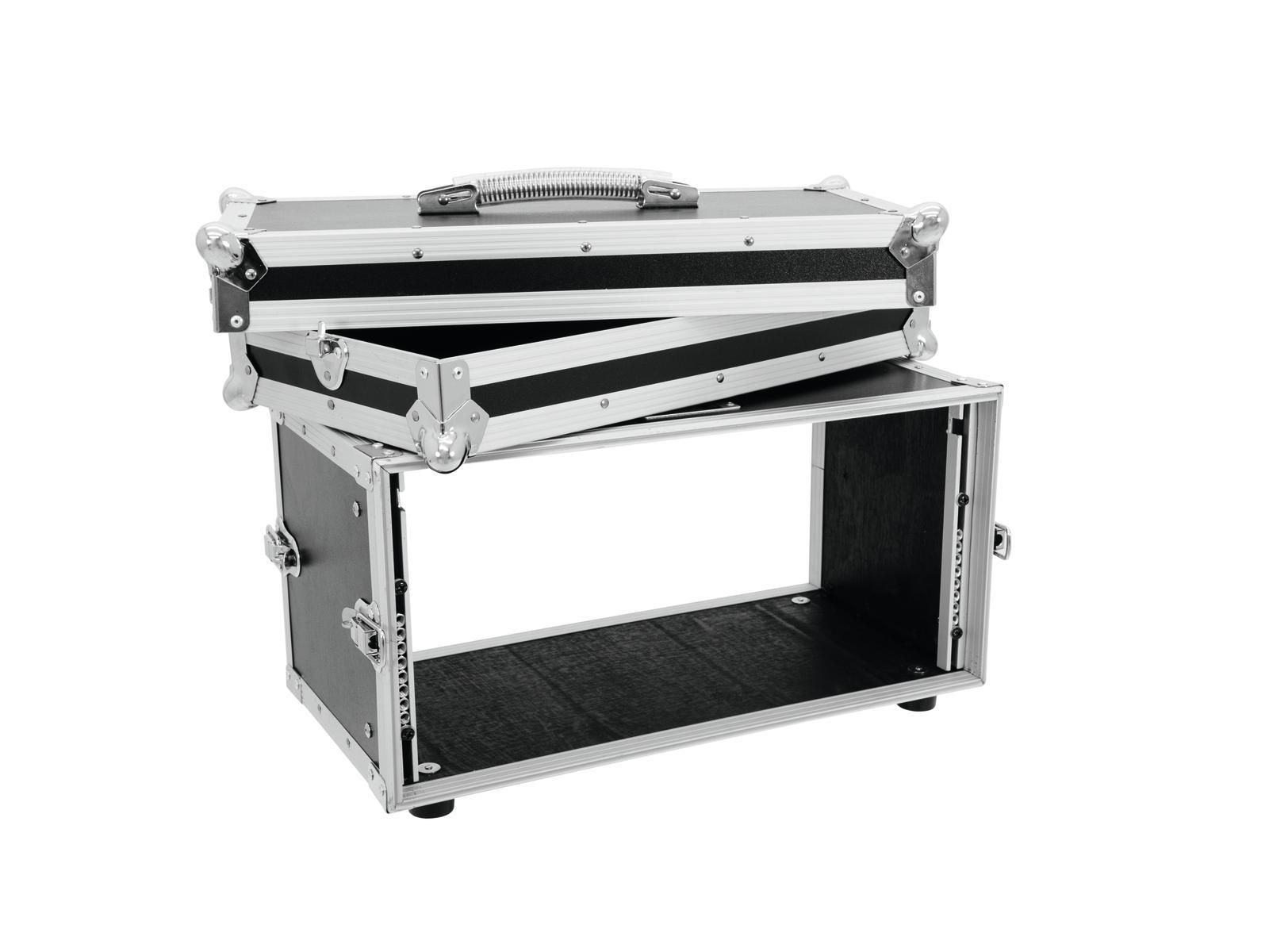 Flight case Rack Per il trasporto Di amplificatori CO DD, 5U, 24cm ROADINGER
