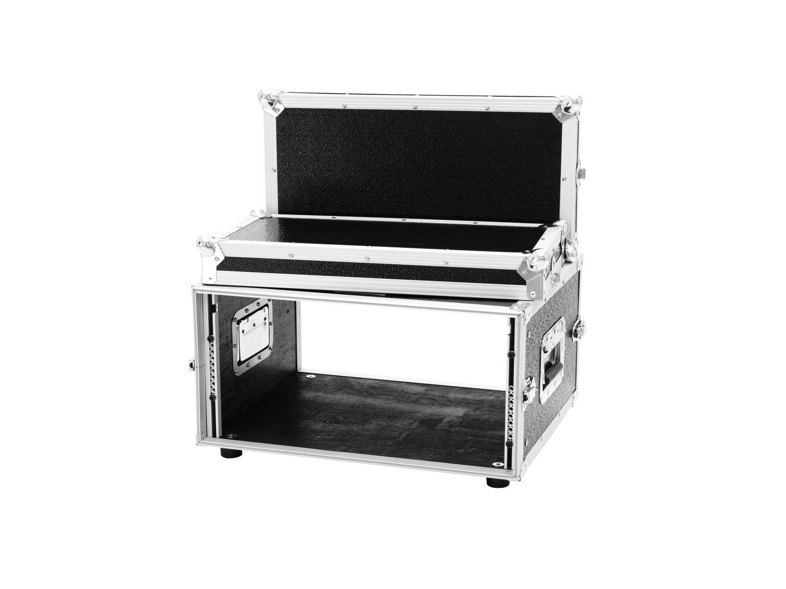 Flight case Rack Per il trasporto Di amplificatori CO DD, 5U, 40cm ROADINGER Ner