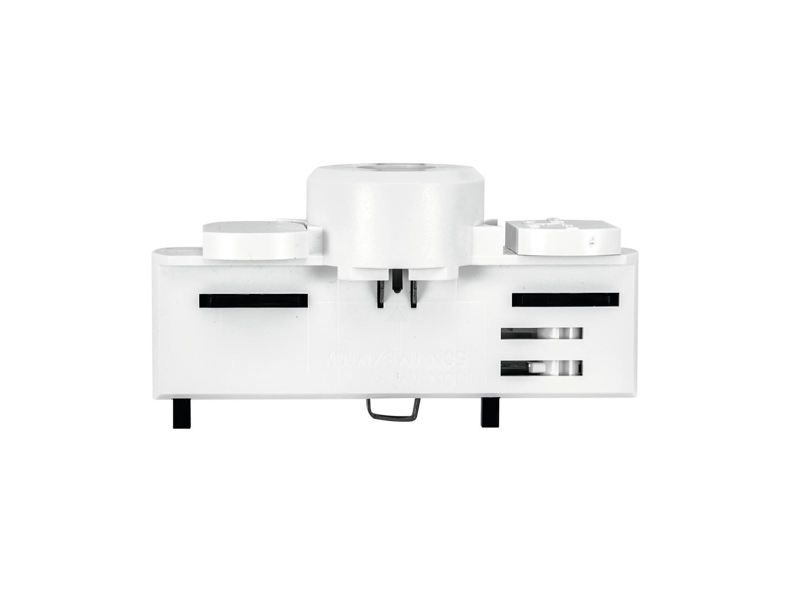 EUTRAC Multi adattatore, 3 fasi, bianco