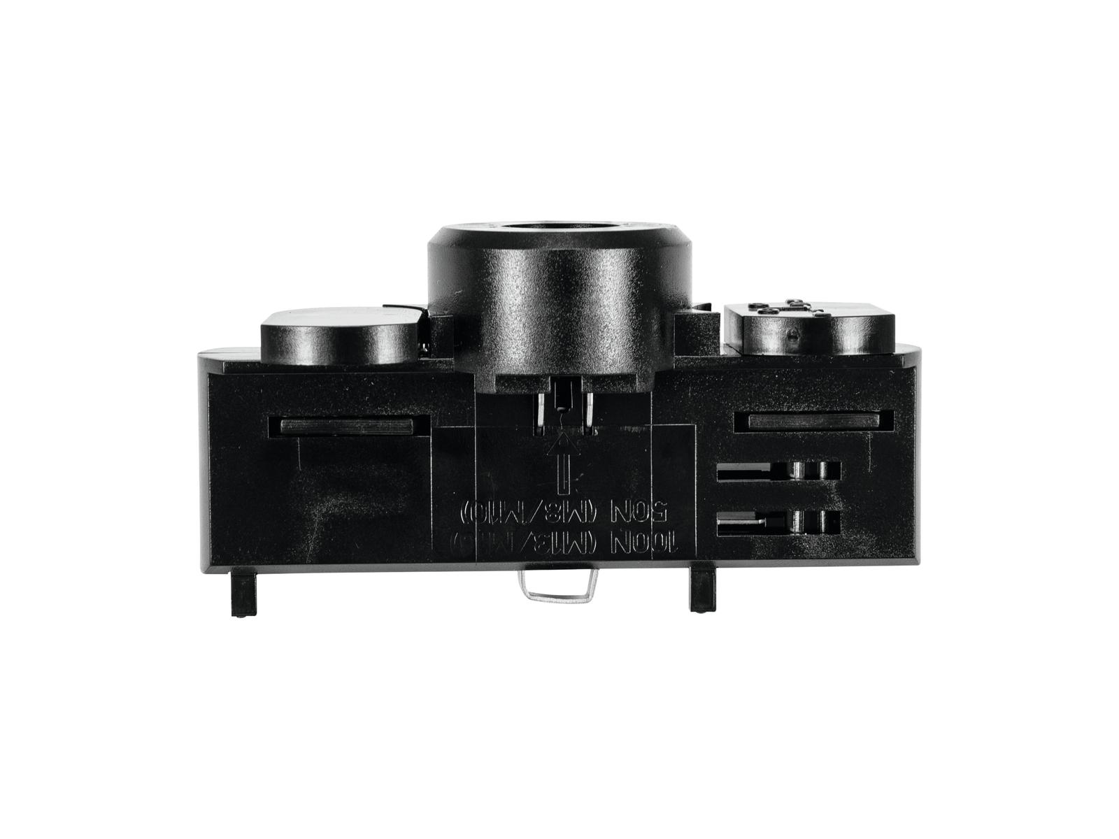 EUTRAC Multi adattatore, 3 fasi, nero