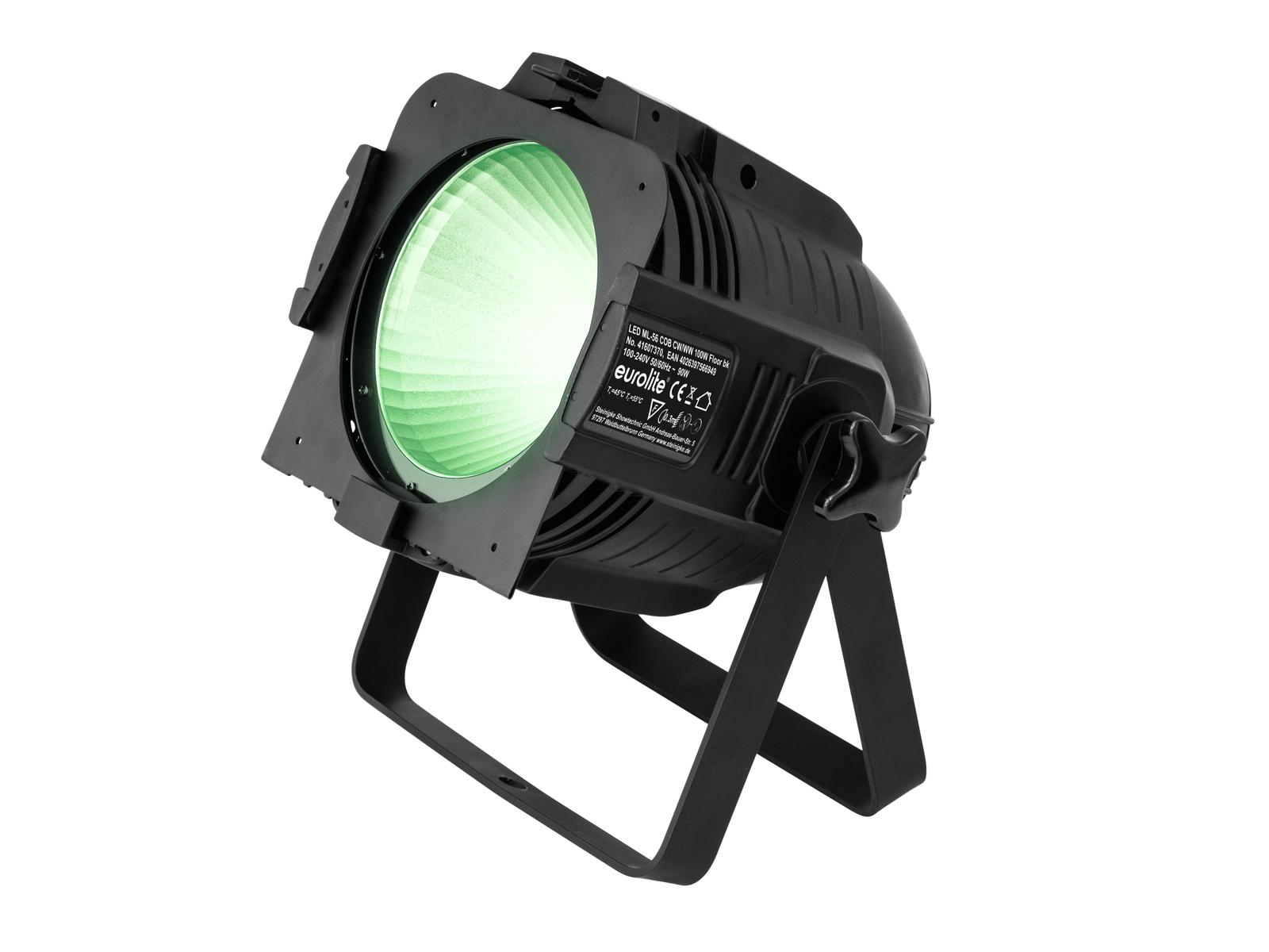 EUROLITE LED ML-56 COB RGBAW 100W Floor sw