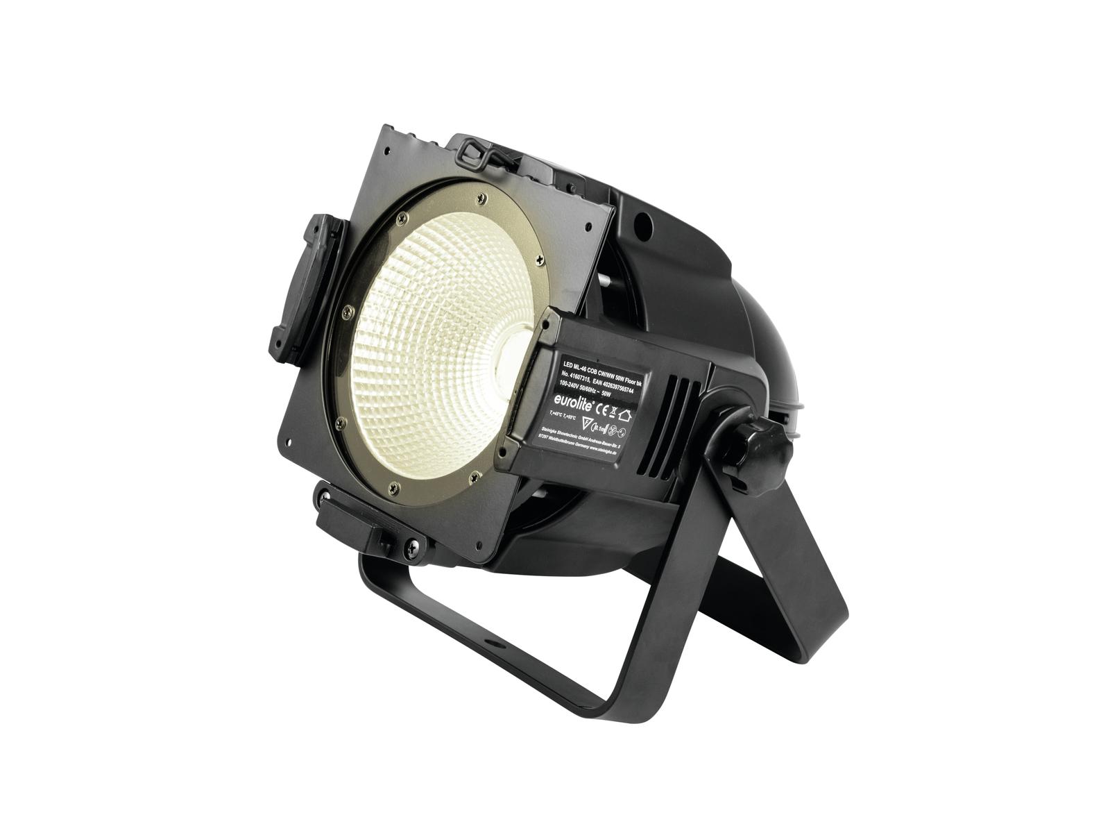 EUROLITE LED ML-46 COB CW/WW 50W Floor sw
