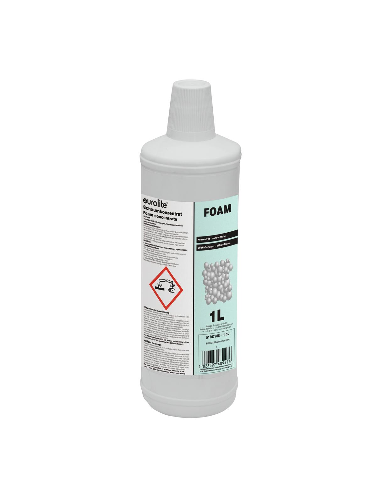 EUROLITE Foam-Konzentrat, 1l