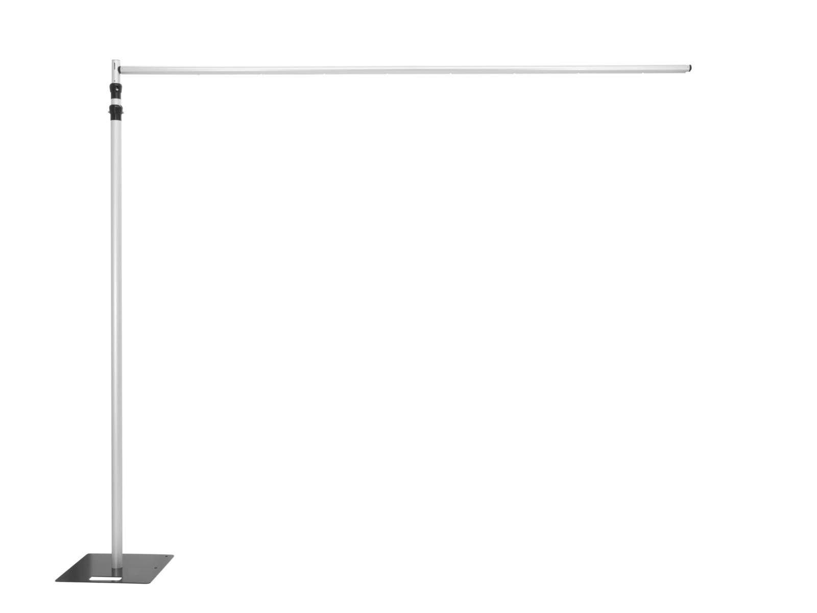 EUROLITE MCS-4248 Mobile Curtain Stand 90° Erweiterung