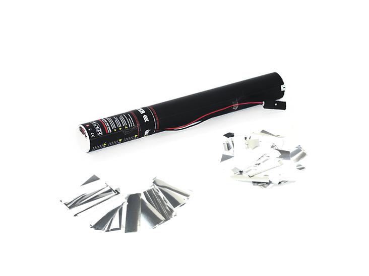 TCM FX Elettrico Cannone Sparacoriandoli 40 cm, bianco/argento