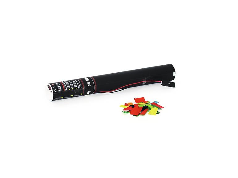 TCM FX Elettrico Cannone Sparacoriandoli 40 cm, multicolore