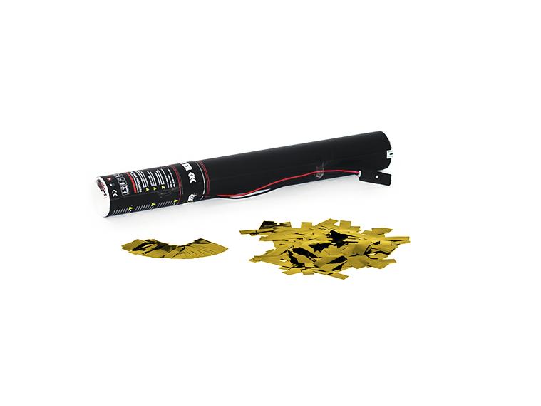 TCM FX Elettrico Cannone Sparacoriandoli 40 cm, oro
