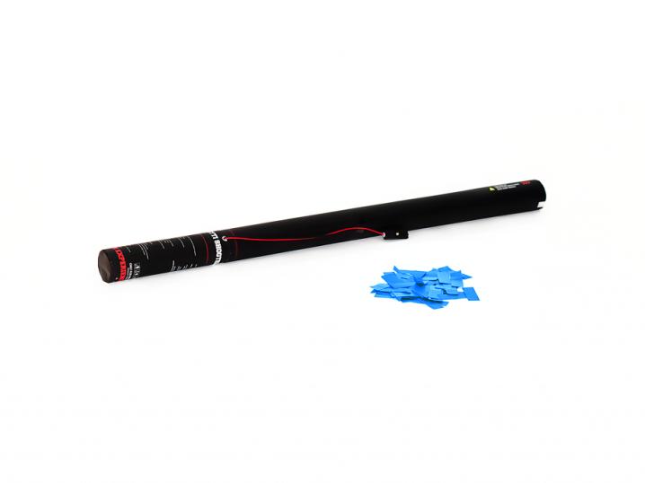 TCM FX Cannone Sparacoriandoli Elettrico 80 cm, azzurro
