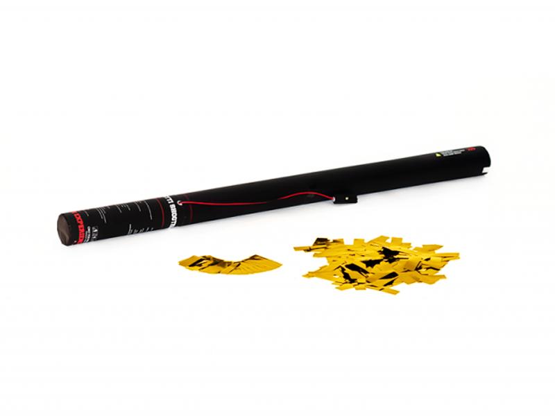 TCM FX Cannone Sparacoriandoli Elettrico 80 cm, oro