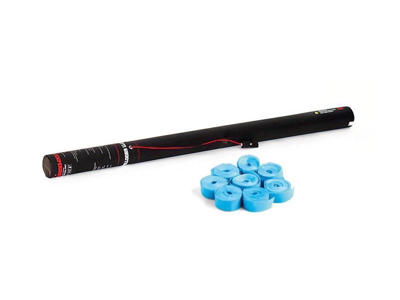 TCM FX Elettrico Streamer Cannone 80 cm, azzurro