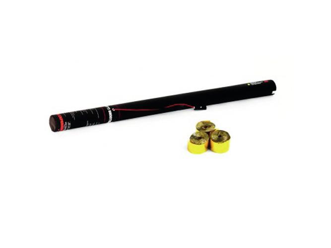 TCM FX Elettrico Streamer Cannone 80cm, oro