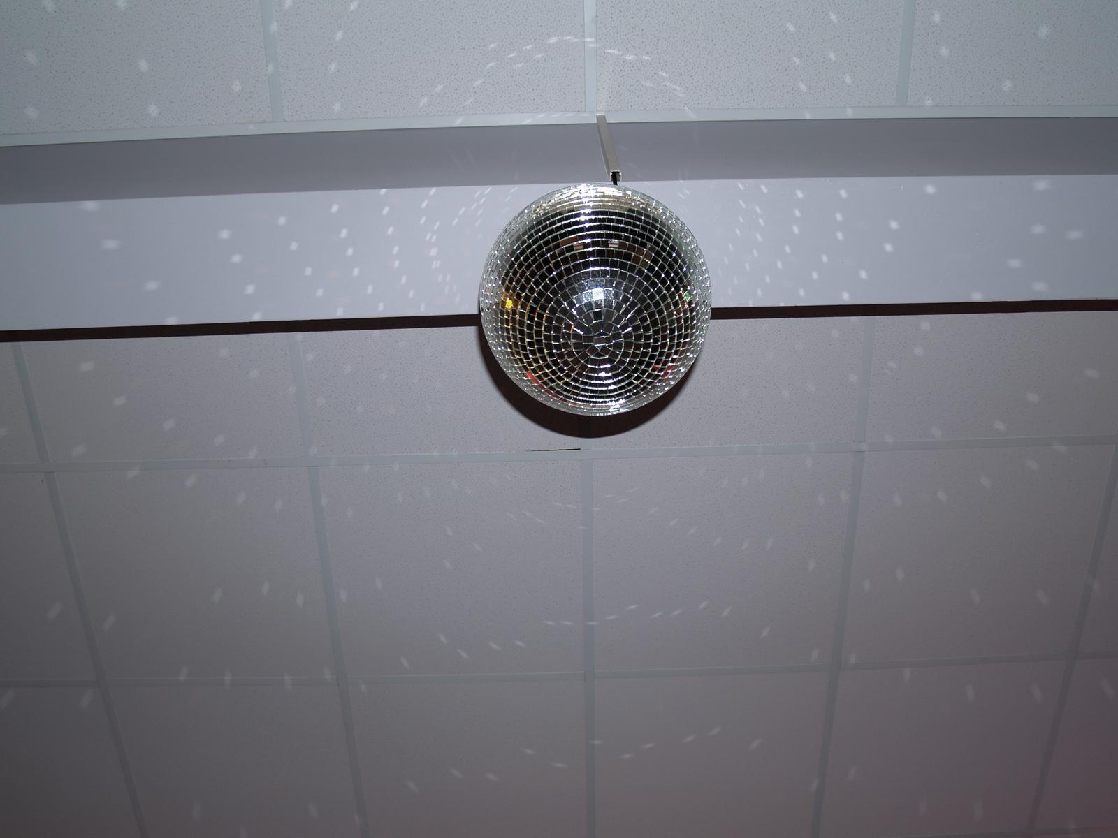 EUROLITE Mirror ball 30cm, con MD-1515 motore