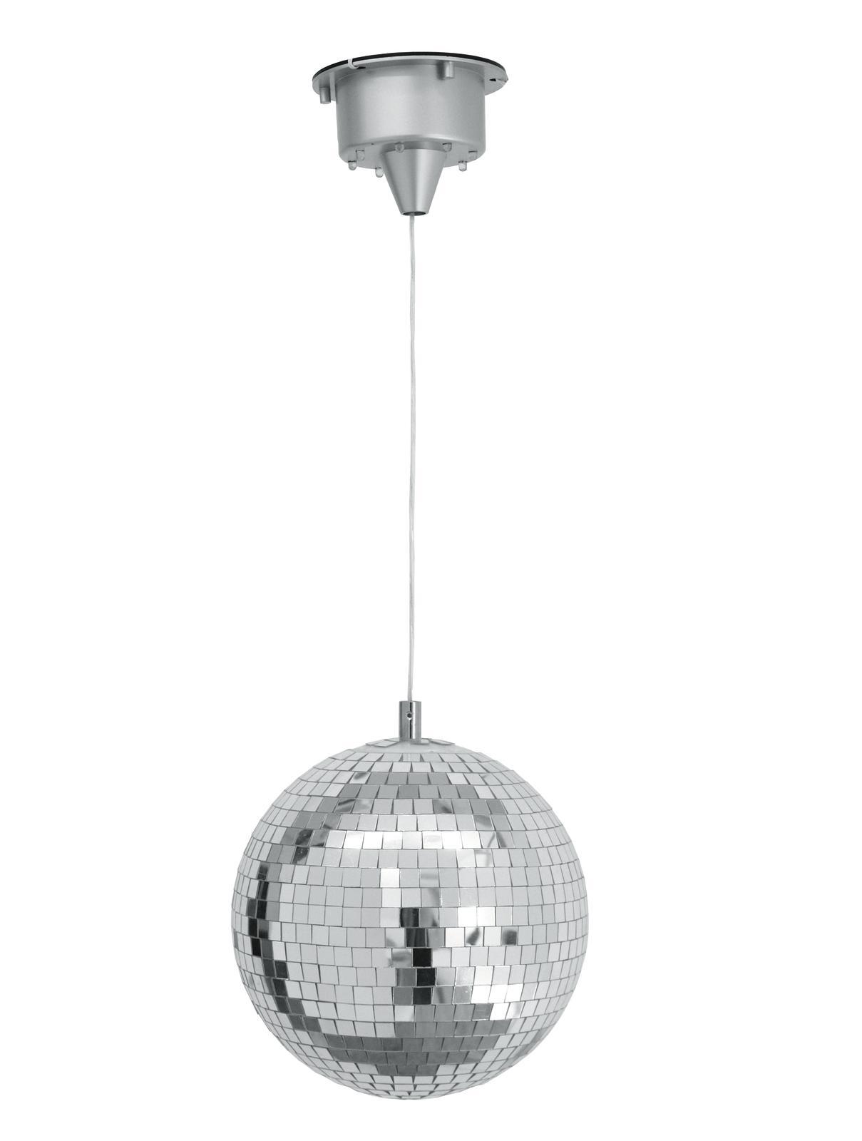 EUROLITE LED Mirror ball 20cm, con motore FC